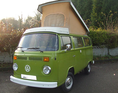 Volkswagen westfalia photo - 3