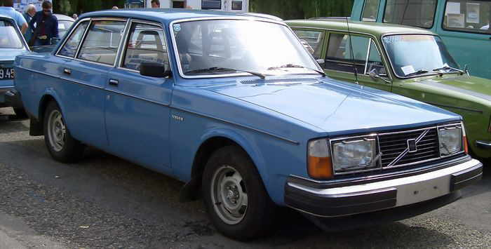 Volvo 244gl photo - 1