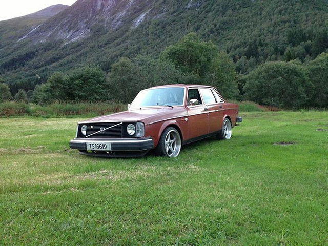 Volvo 244gl photo - 4