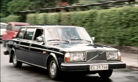 Volvo 264te photo - 2