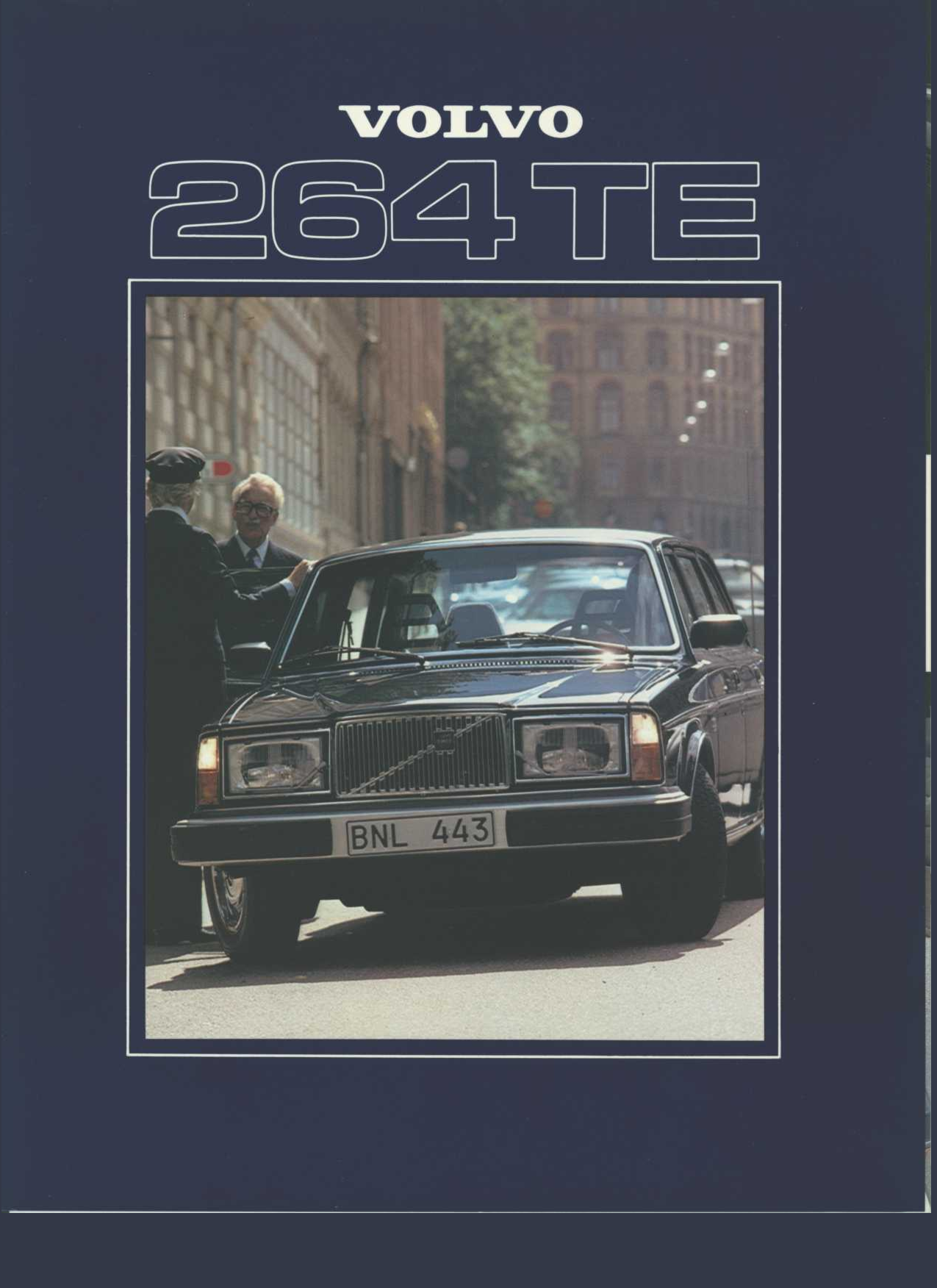 Volvo 264te photo - 4