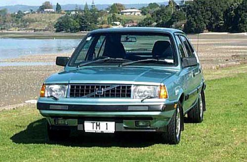 Volvo 360gl photo - 4