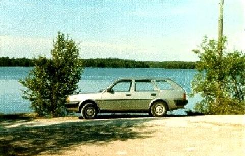 Volvo 360glt photo - 3