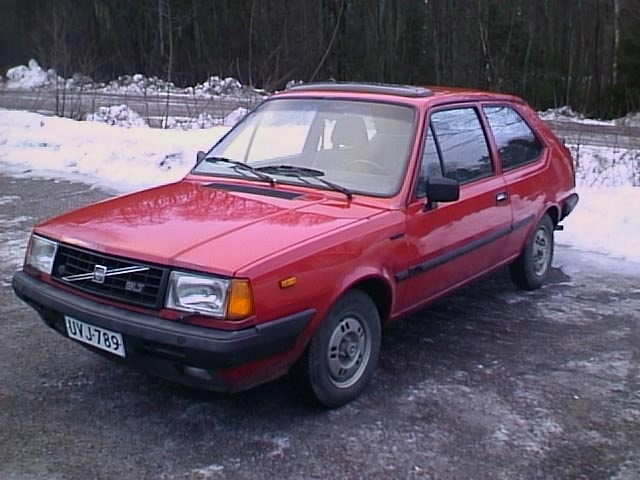 Volvo 360glt photo - 4