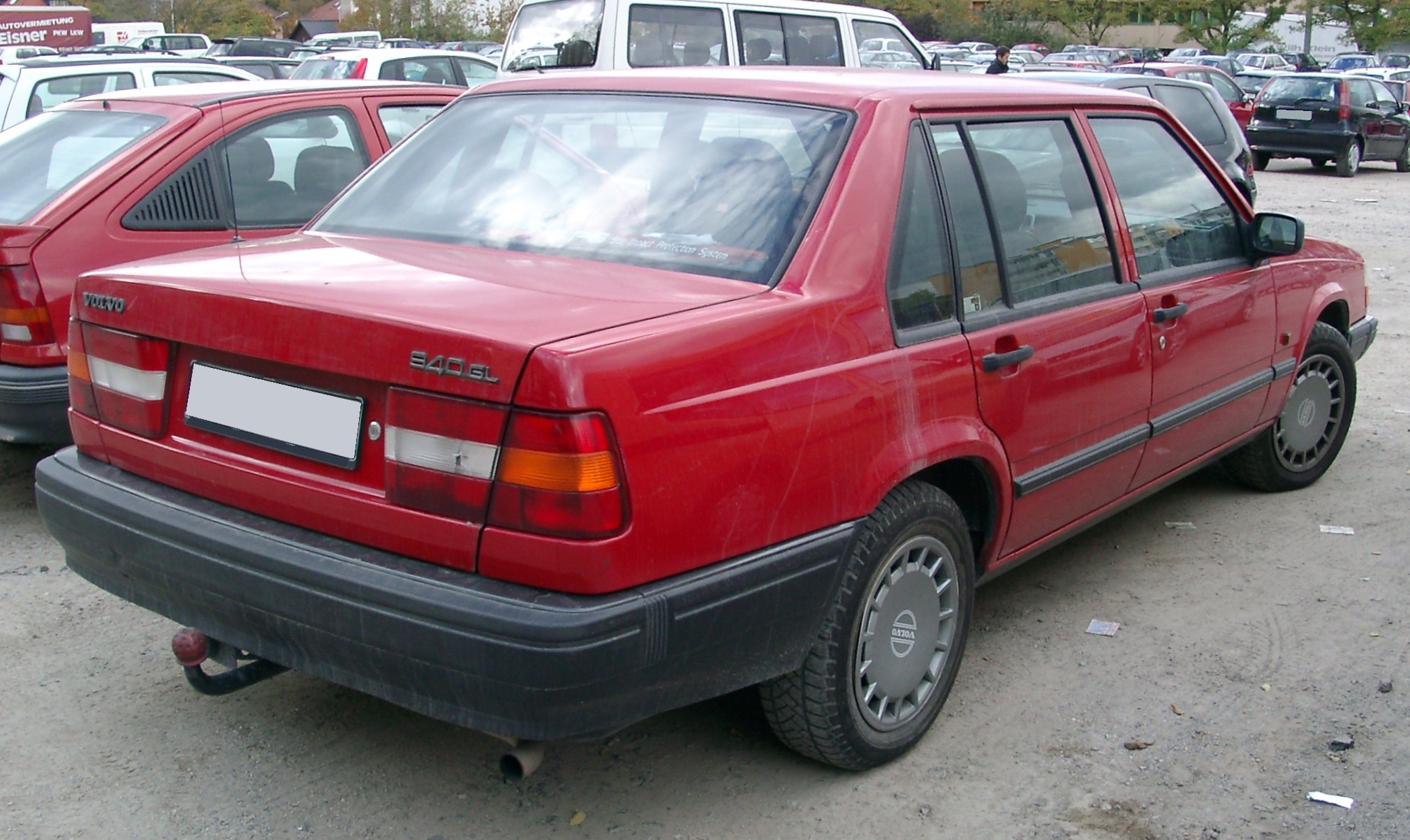 Volvo 940gl photo - 3