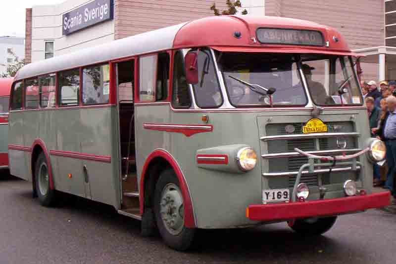 Volvo bus photo - 1