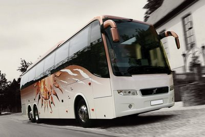 Volvo bus photo - 3