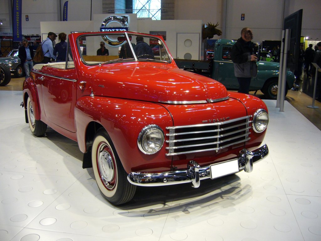 Volvo cabriolet photo - 2