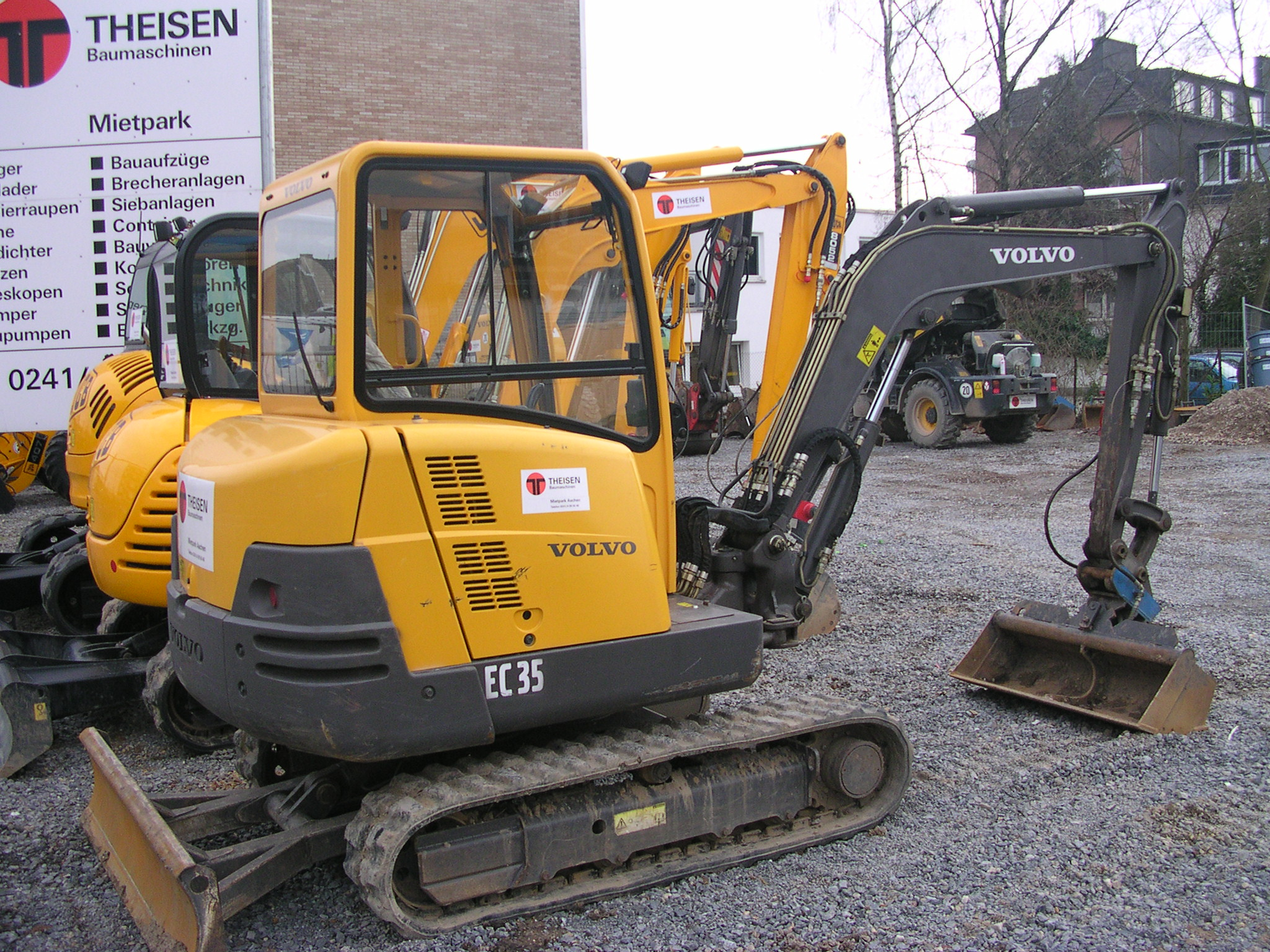 Volvo ec photo - 1