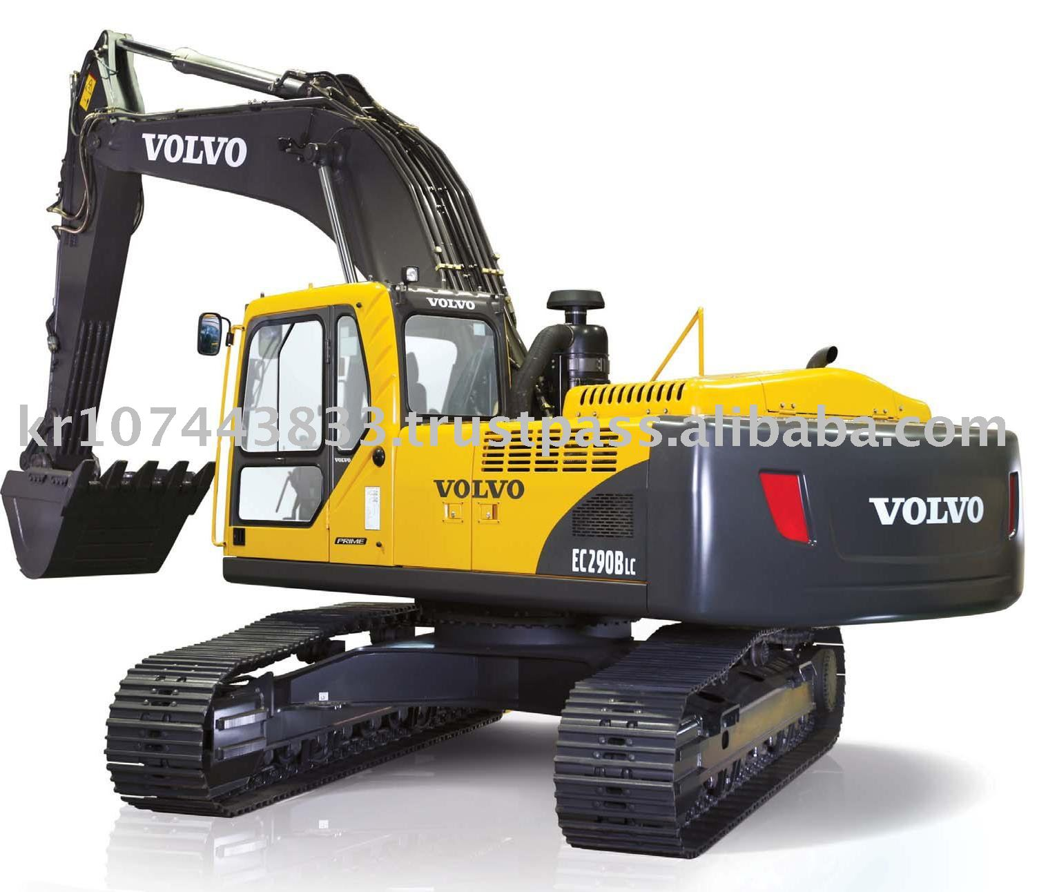Volvo ec photo - 2