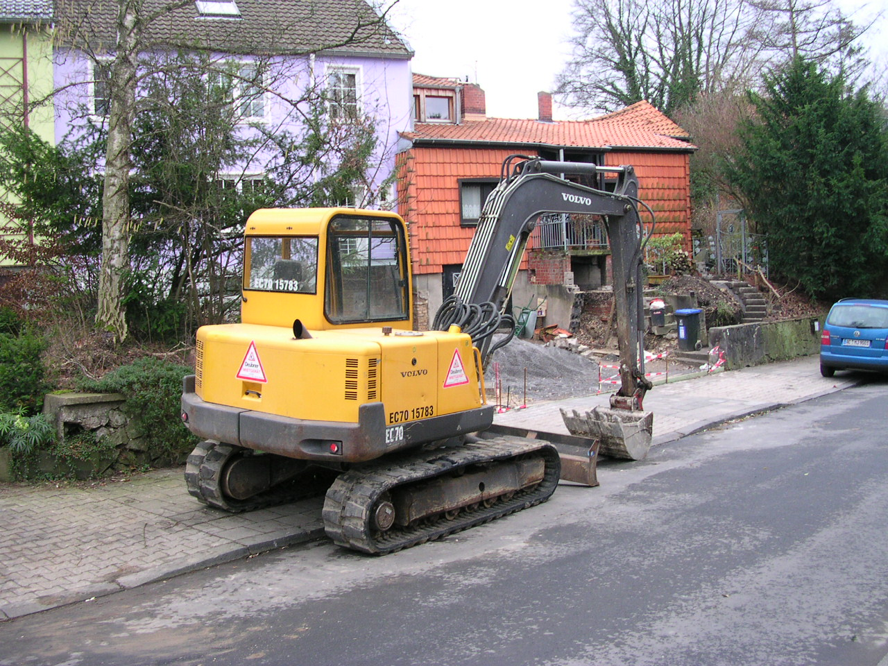 Volvo ec photo - 3