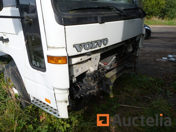 Volvo fl612 photo - 2