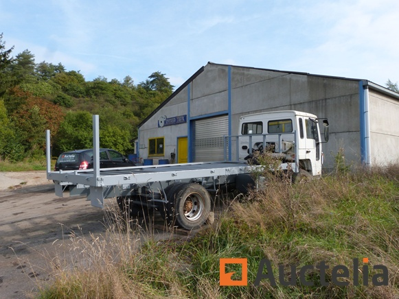 Volvo fl612 photo - 3