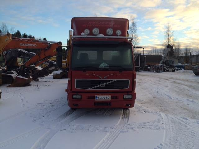 Volvo fl612 photo - 4