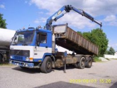 Volvo fl7 photo - 2