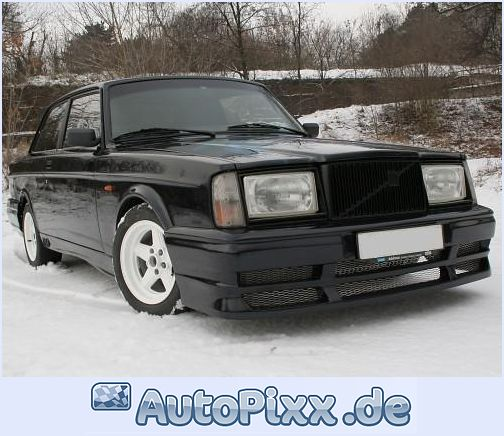 Volvo turbo photo - 2
