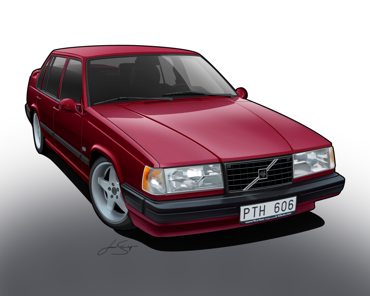 Volvo turbo photo - 3