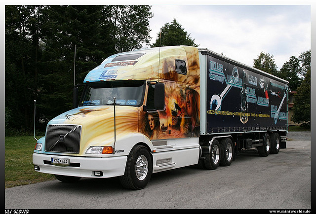 Volvo vnl photo - 1