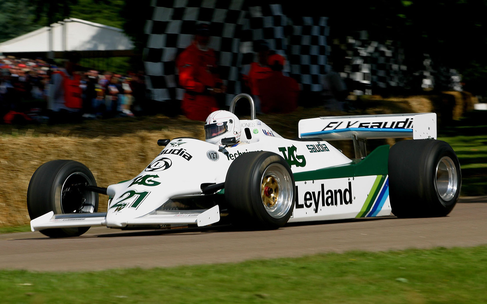 Williams fw07 photo - 1
