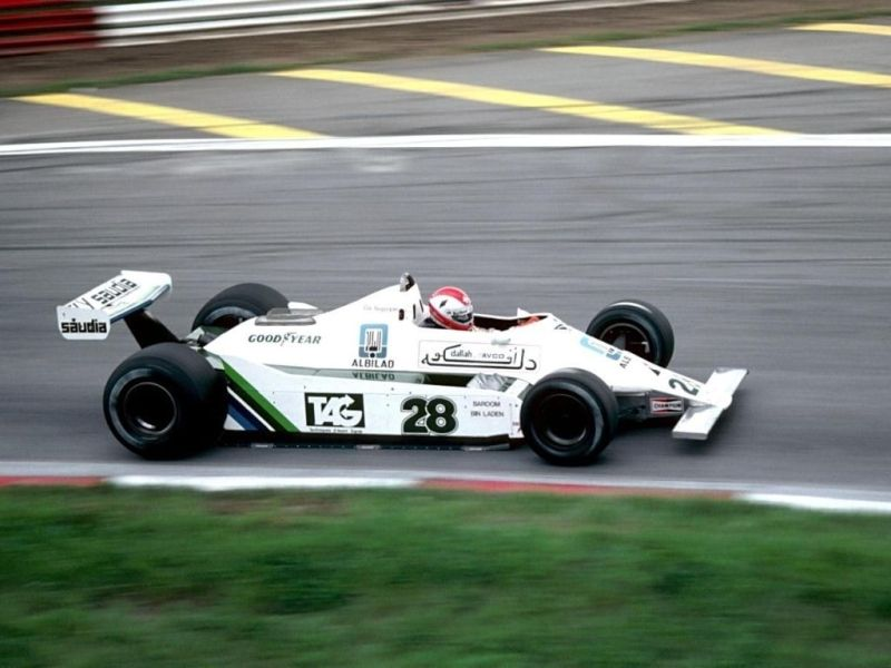 Williams fw07 photo - 3