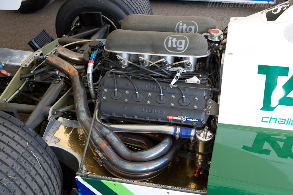 Williams fw08 photo - 2