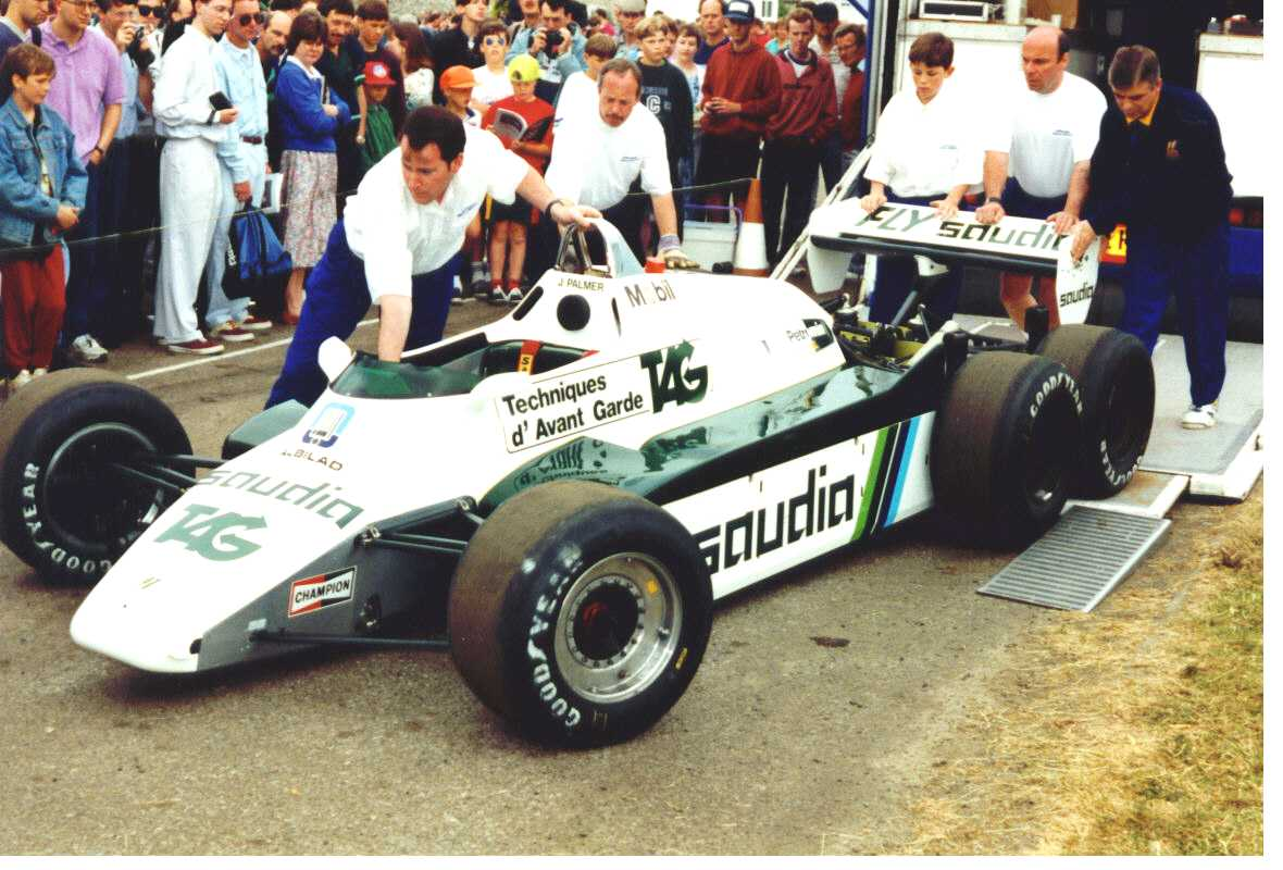 Williams fw08 photo - 3