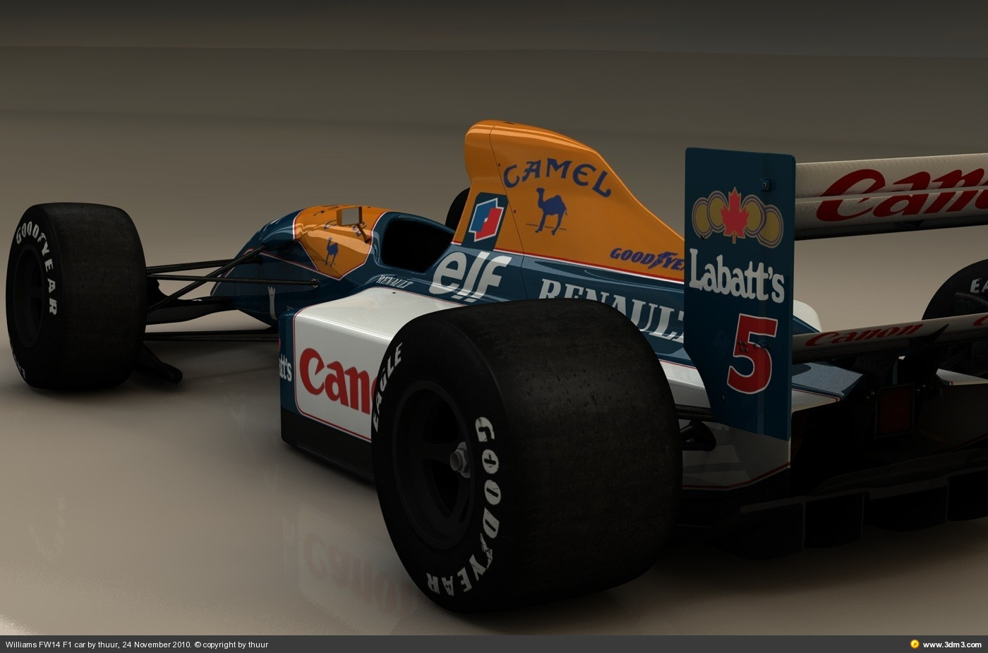 Williams fw14 photo - 3