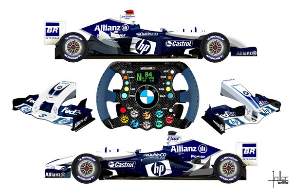 Williams fw26 photo - 1