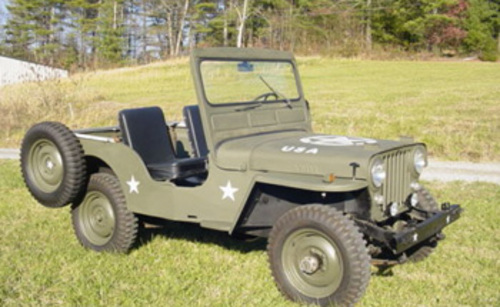 Willys 77 photo - 1