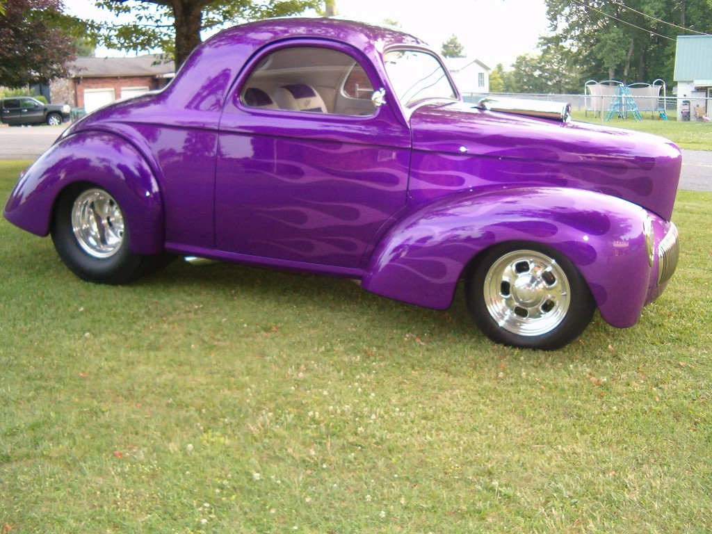 Willys coupe photo - 1