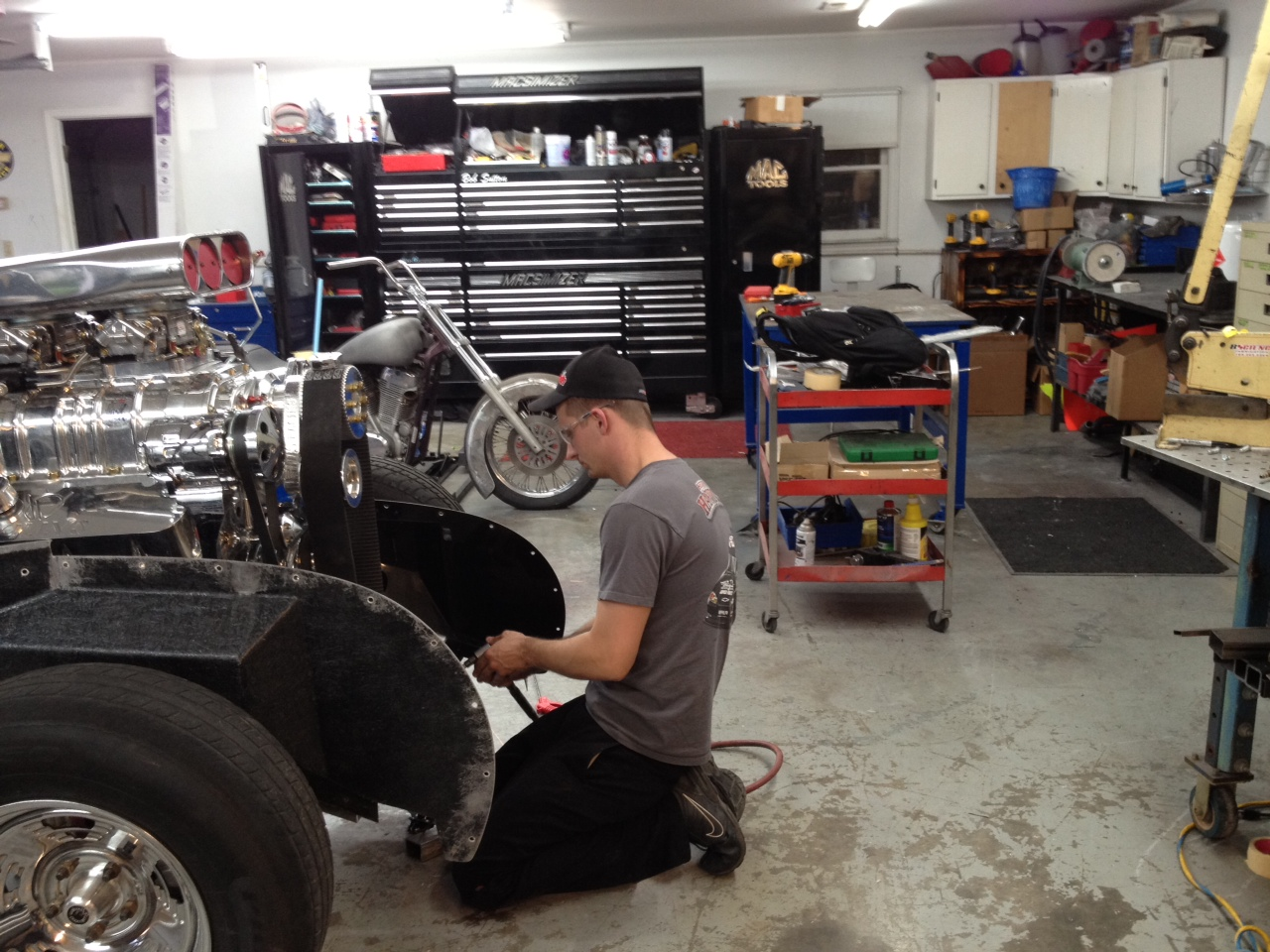 Willys dragster photo - 4