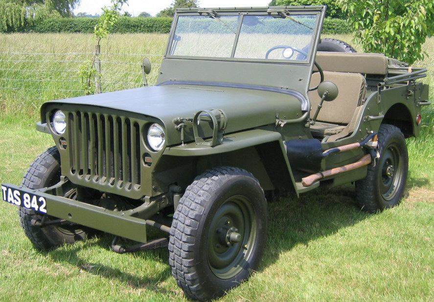 Willys jeep photo - 4
