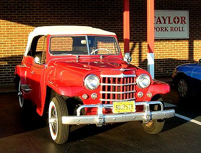 Willys jeepster photo - 2