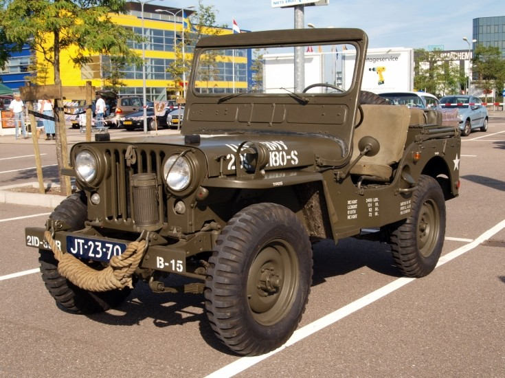 Willys m38 photo - 1