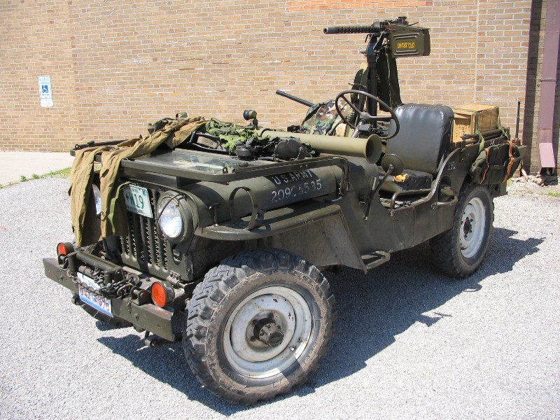 Willys m38 photo - 2