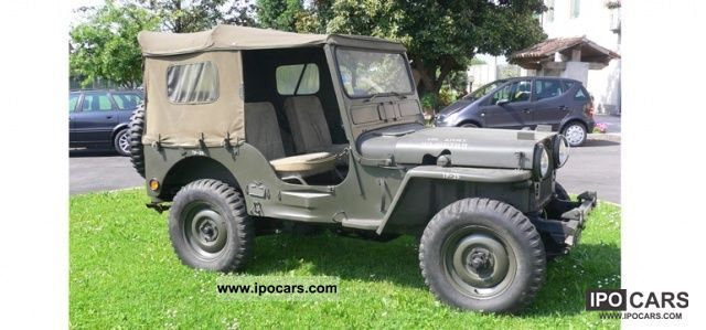 Willys m38 photo - 4