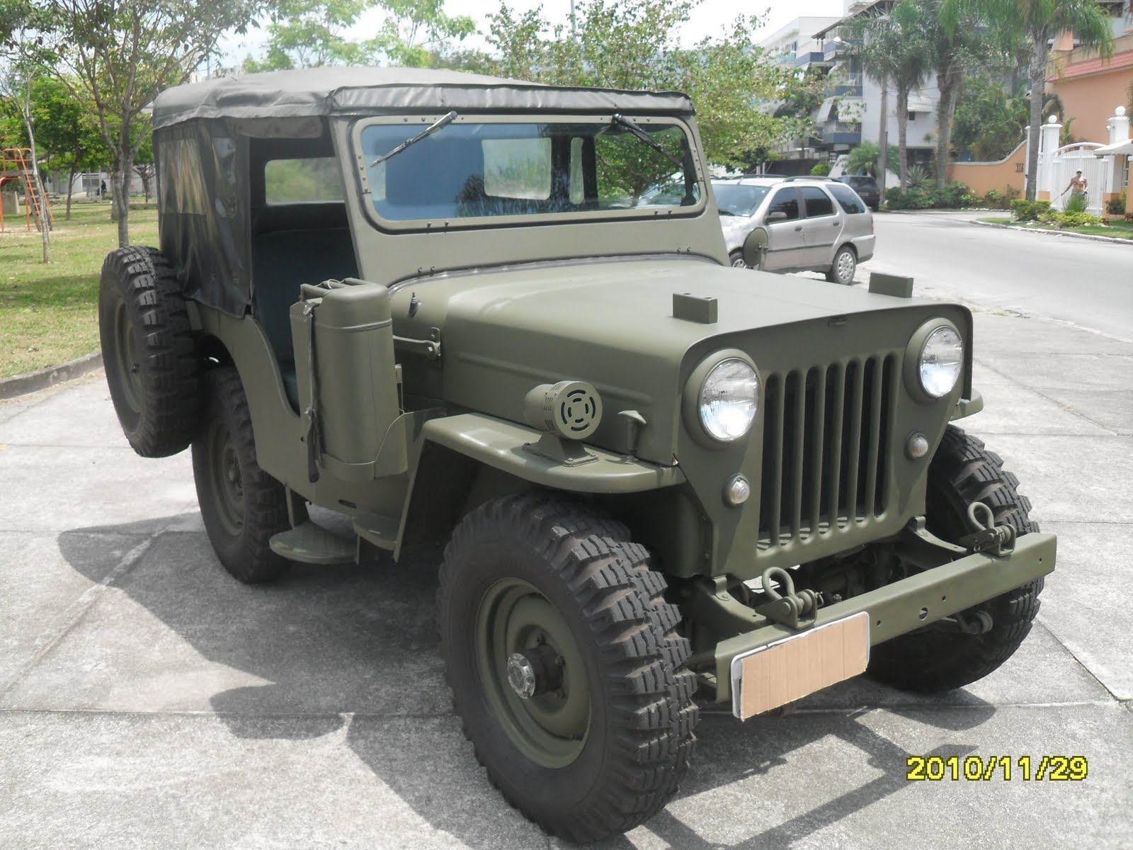 Willys m606 photo - 1