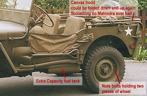 Willys m606 photo - 2