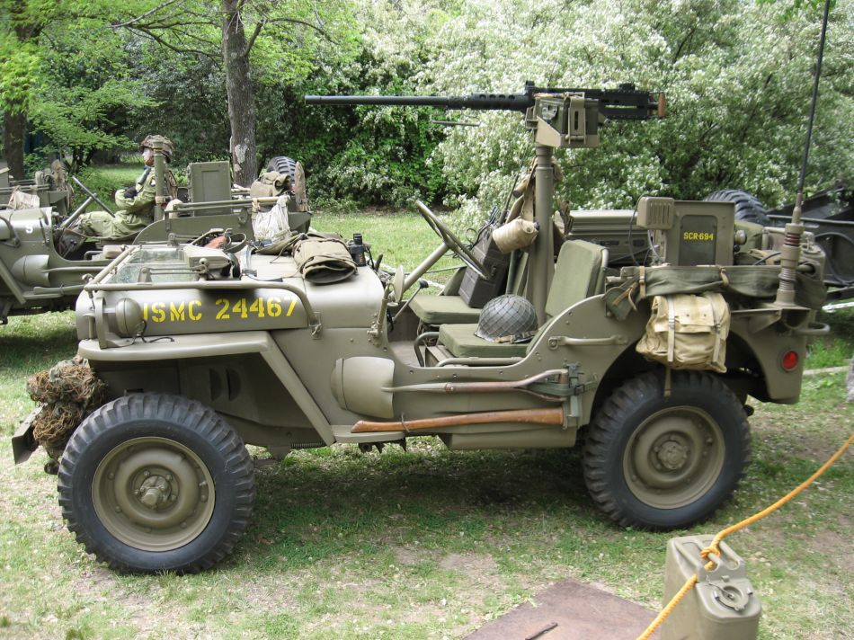 Willys m606 photo - 3
