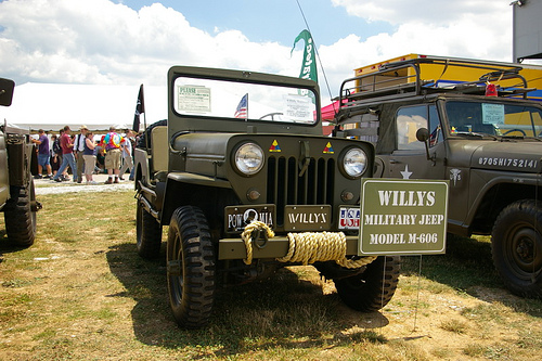 Willys m606 photo - 4
