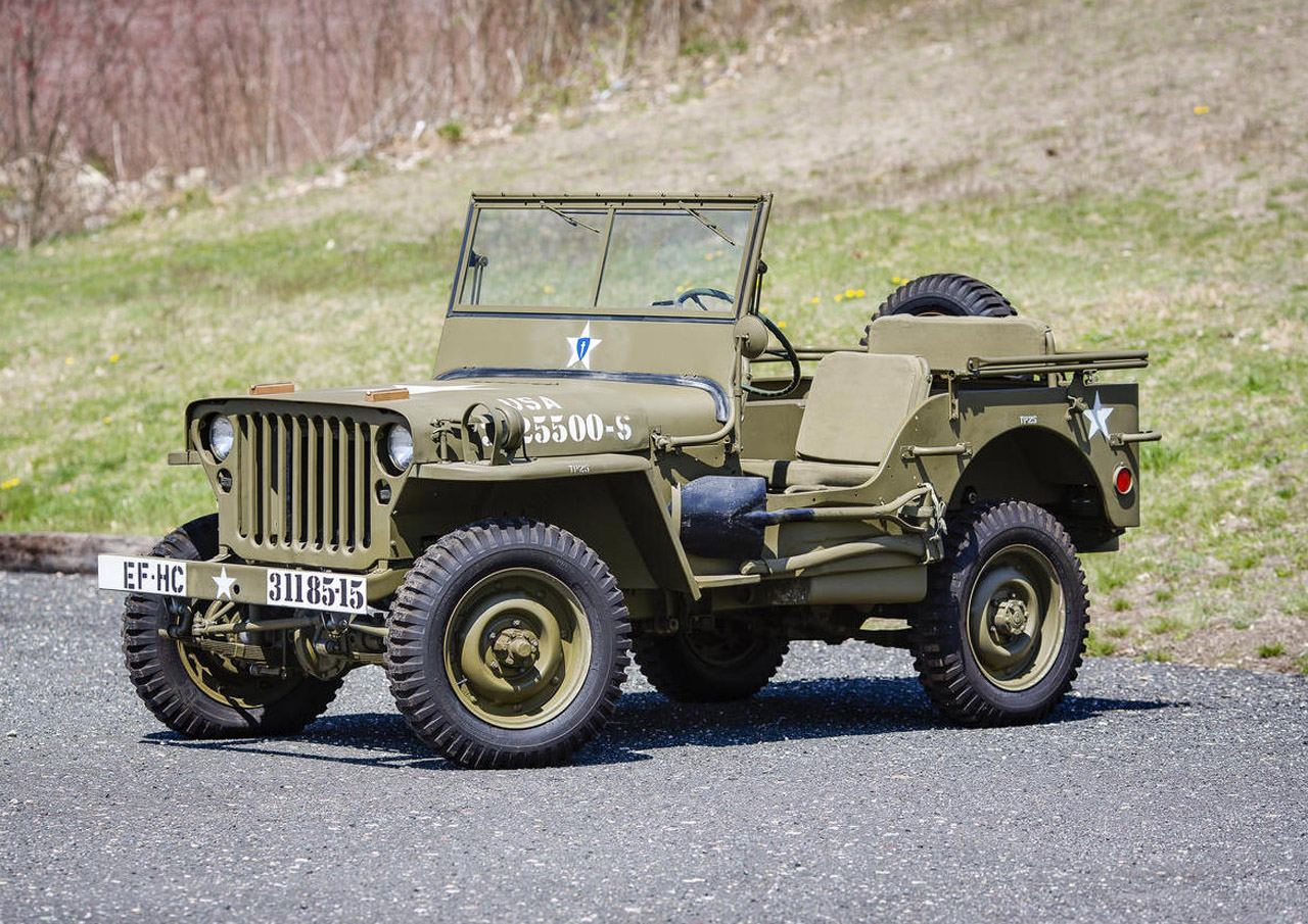 Willys mb photo - 1