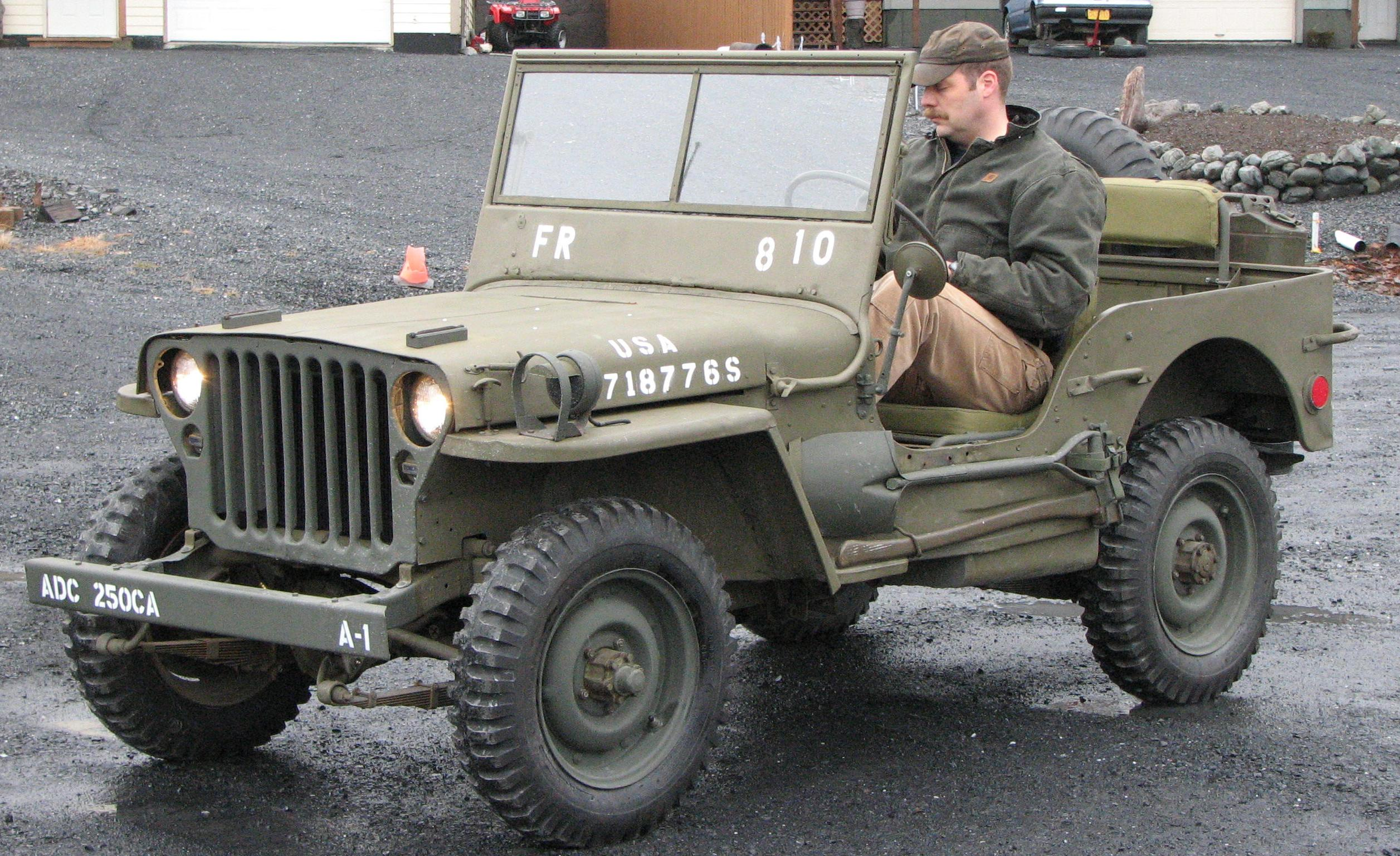Willys mb photo - 2