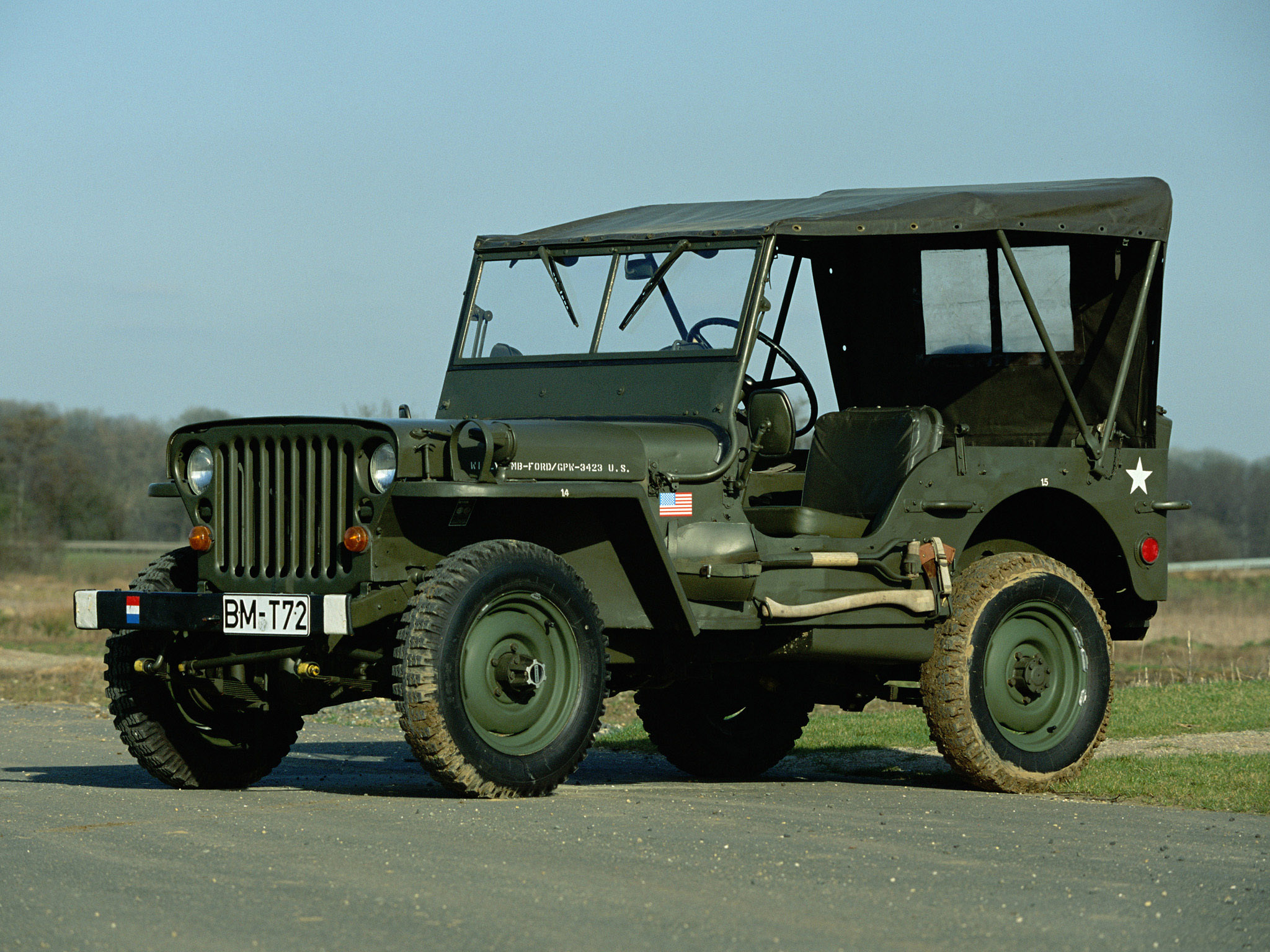 Willys mb photo - 3