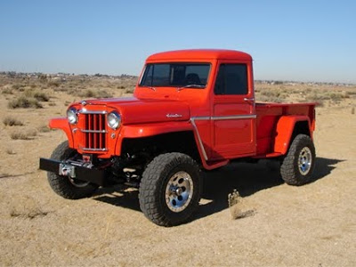Willys pick photo - 2