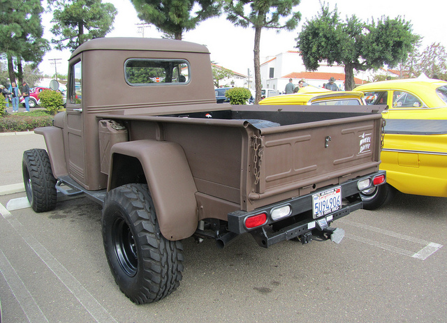 Willys pickup photo - 4