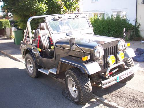 Willys replica photo - 1