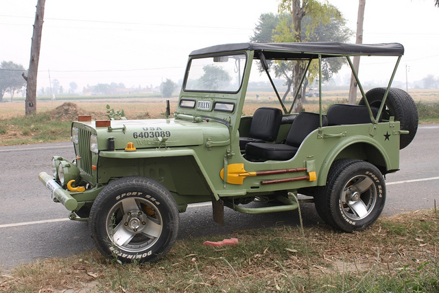 Willys replica photo - 2