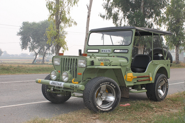 Willys replica photo - 3