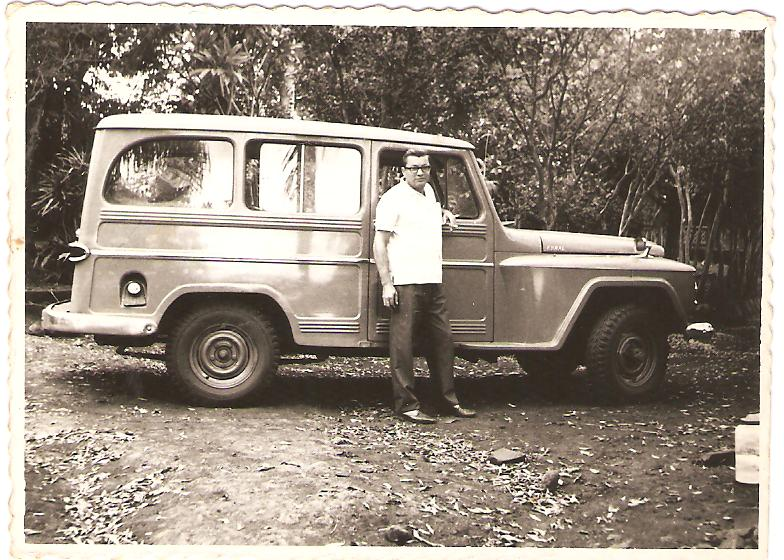 Willys rural photo - 2
