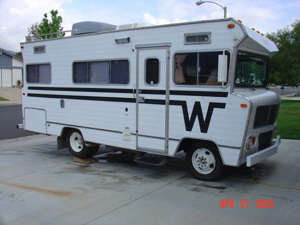 Winnebago brave photo - 2